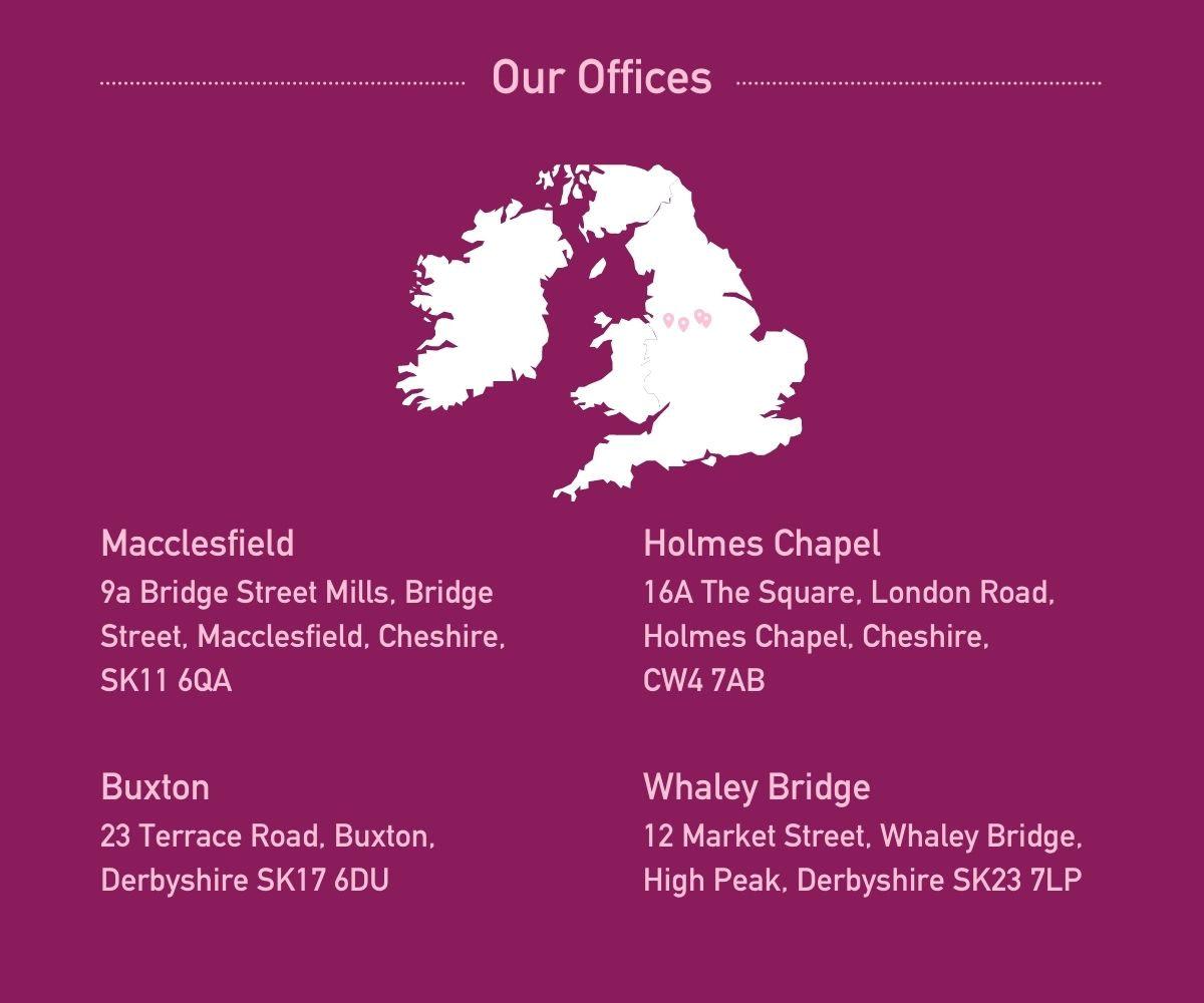 Thorneycroft Solicitors offices infographic blog desktop image 2