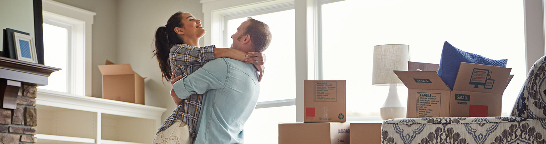 New home conveyancing