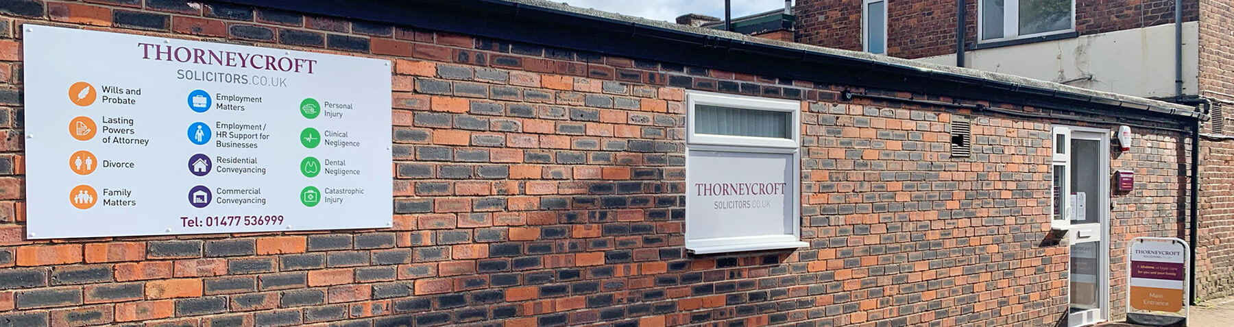 Holmes Chapel - Thorneycroft Solicitors