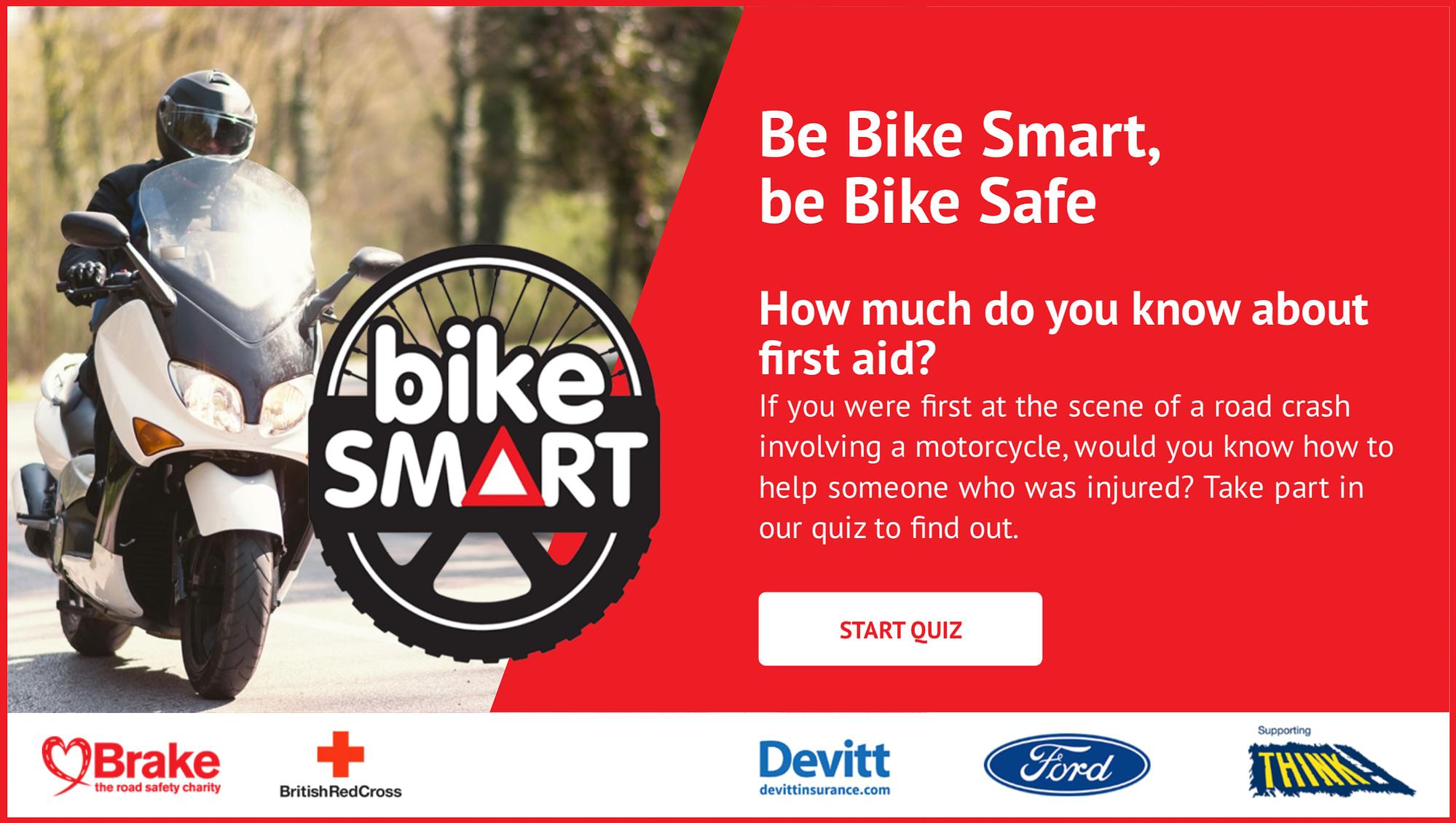 Bike Smart quiz