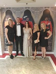 Thorneycroft team