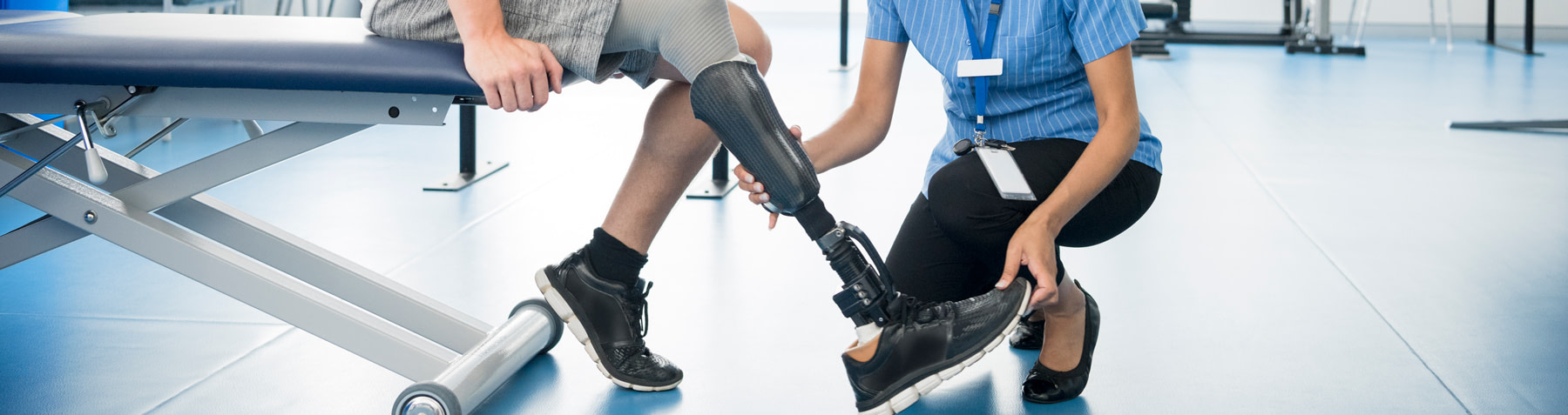Amputation or lost limb claims